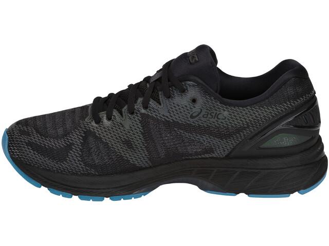 asics Gel-Nimbus 20 Lite-Show Running Shoes Men black at Addnature.co.uk 7d9f79bdf8d3d